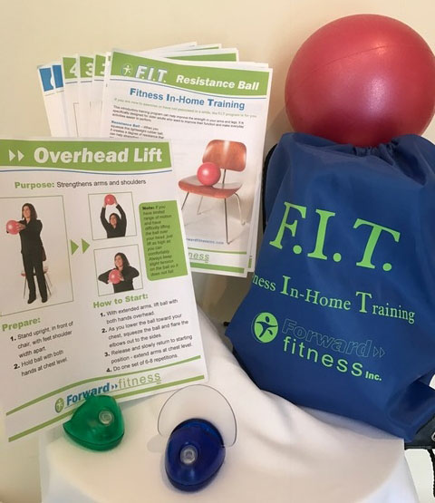F.I.T. - Fitness In-home Training